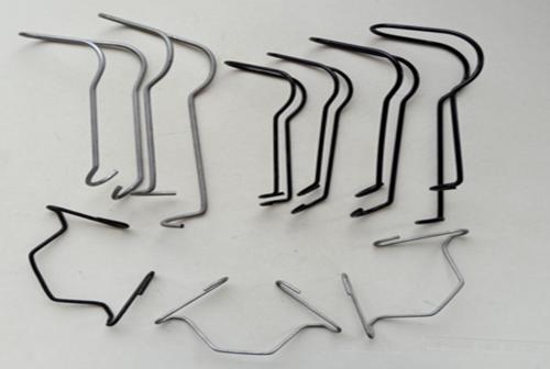 钢丝夹、压顶簧、八字簧
